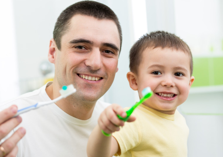 Choosing Toothpaste for Your Kids